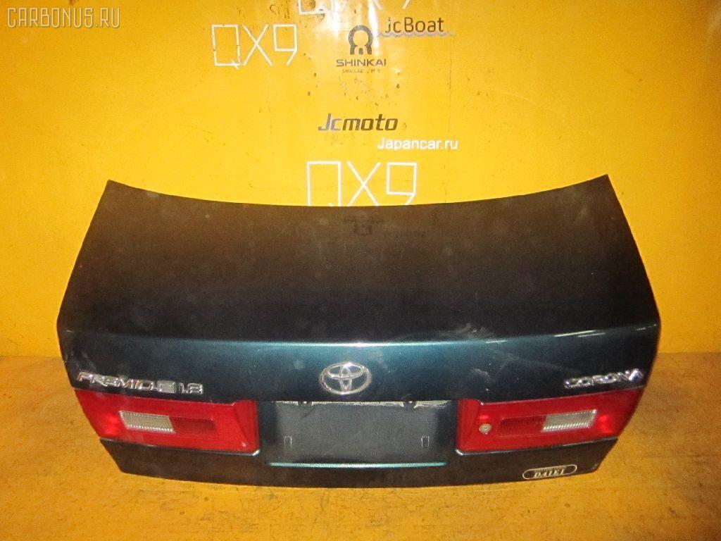 Крышка багажника TOYOTA CORONA PREMIO AT211. Фото 8