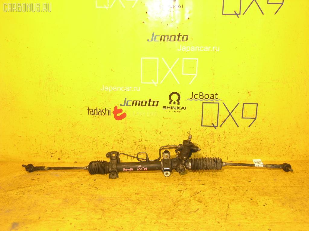 Рулевая рейка TOYOTA AE101 4A-FE. Фото 9