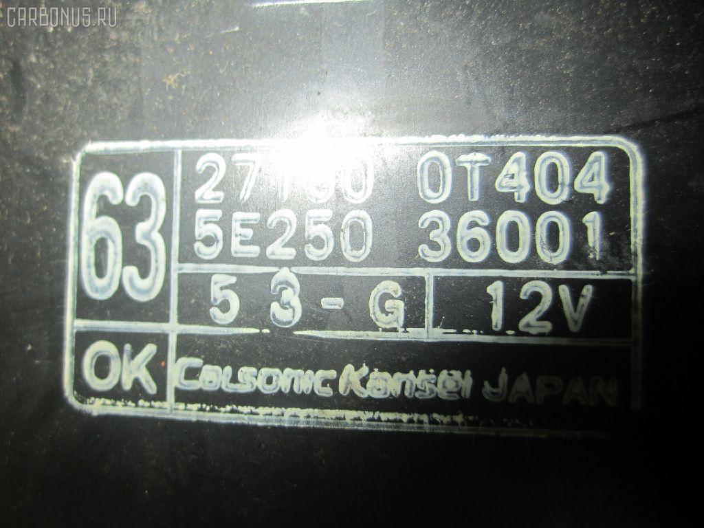 Радиатор печки NISSAN ATLAS R8F23 QD32. Фото 4