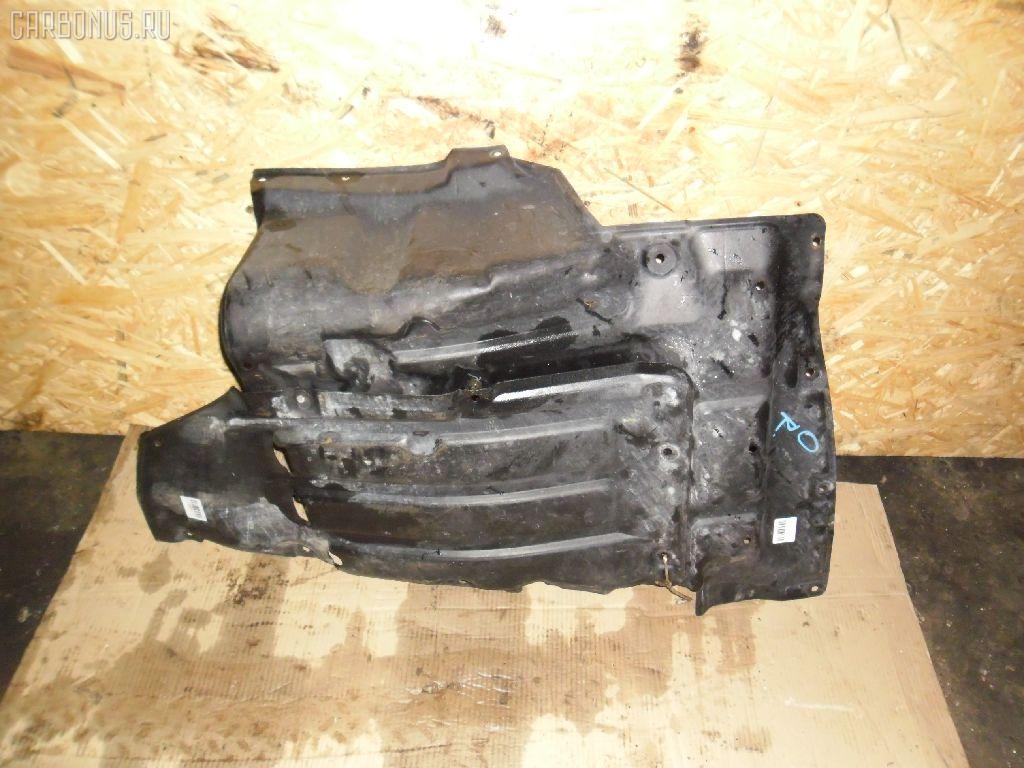 Защита двигателя TOYOTA CELICA ZZT231 2ZZ-GE. Фото 2