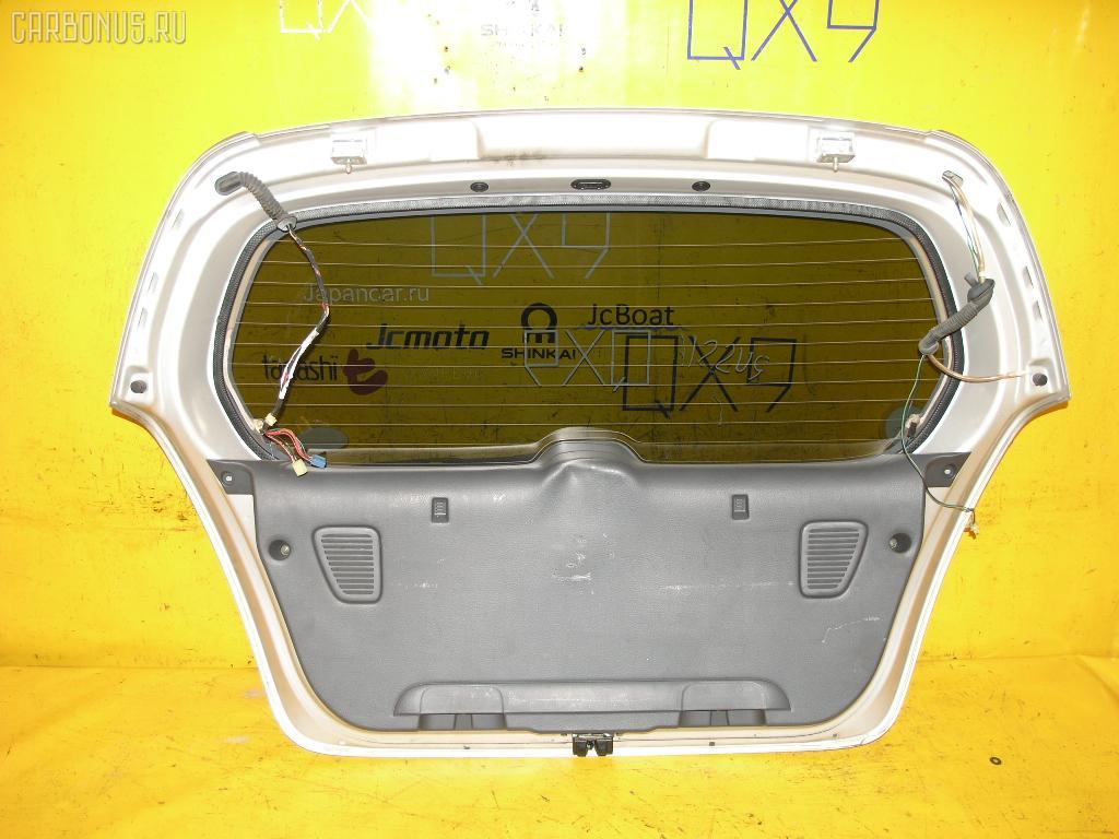 Дверь задняя SUZUKI AERIO WAGON RB21S. Фото 5