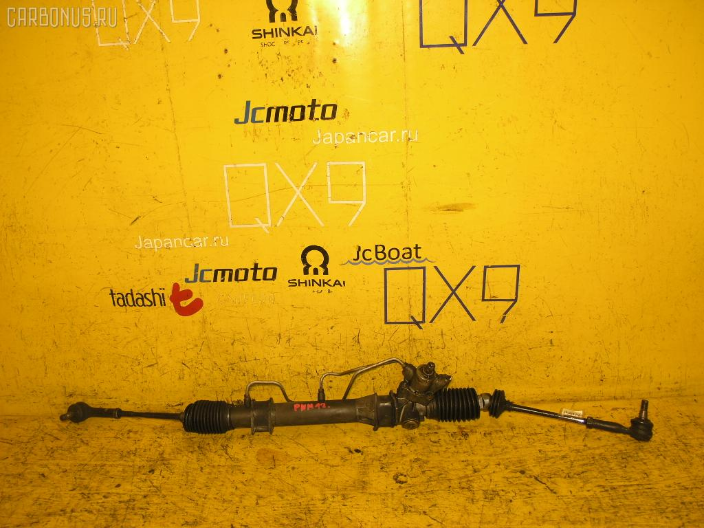 Рулевая рейка NISSAN LIBERTY PNM12 SR20DE. Фото 4