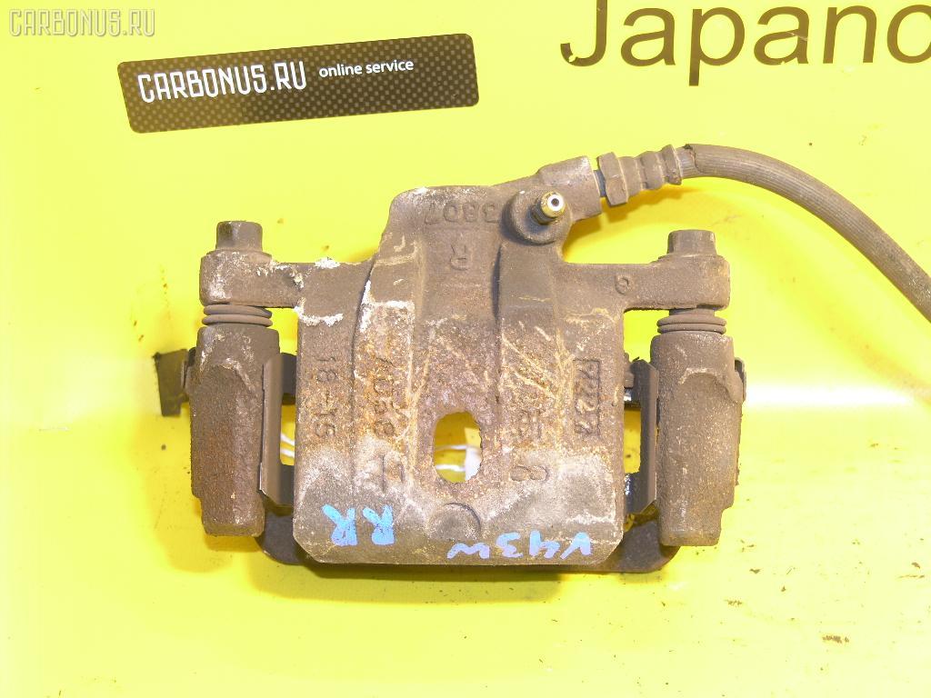 Суппорт MITSUBISHI PAJERO V43W 6G72. Фото 3