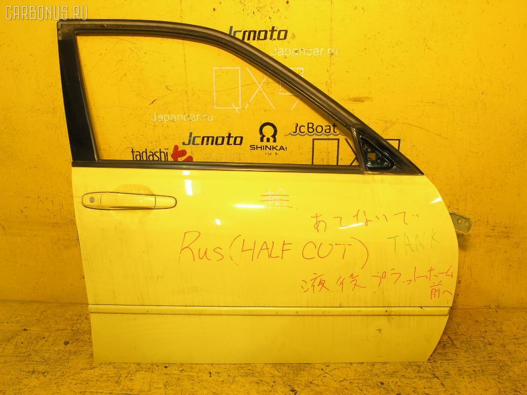Дверь боковая Toyota Altezza SXE10 Фото 1