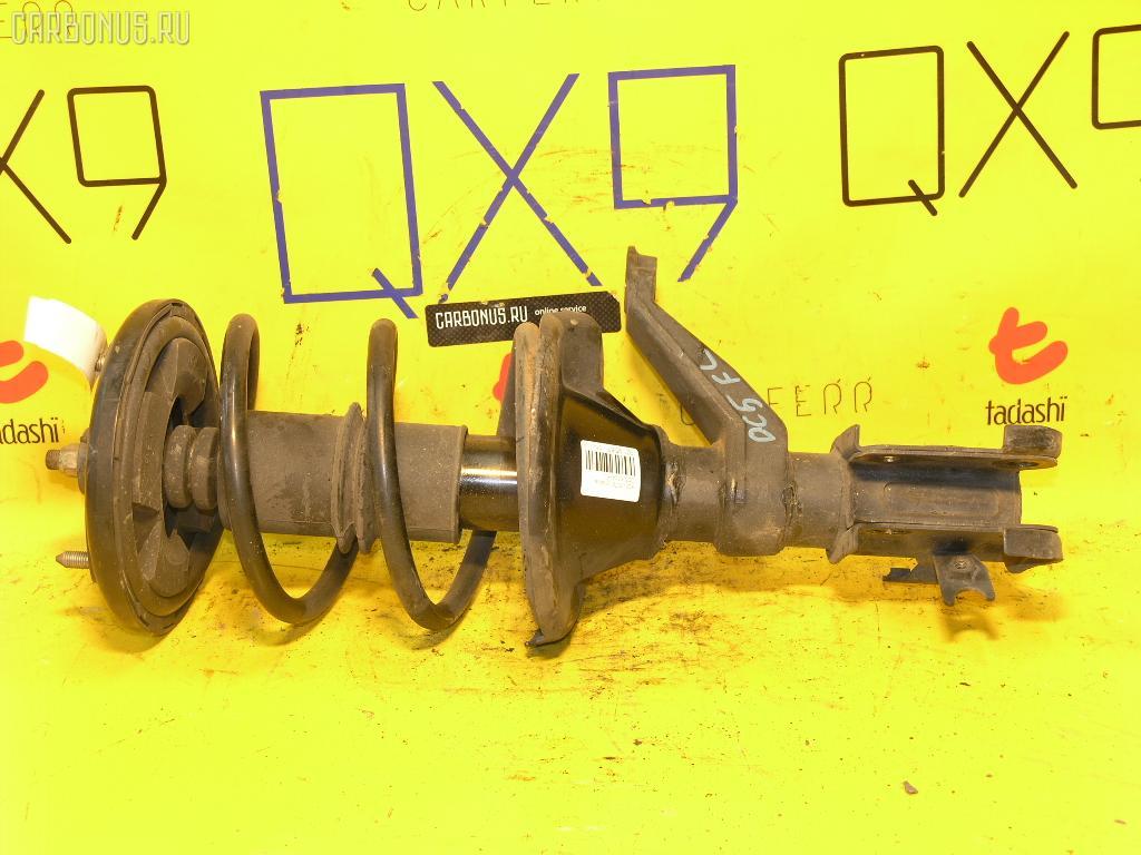 Стойка амортизатора HONDA INTEGRA DC5 K20A. Фото 7