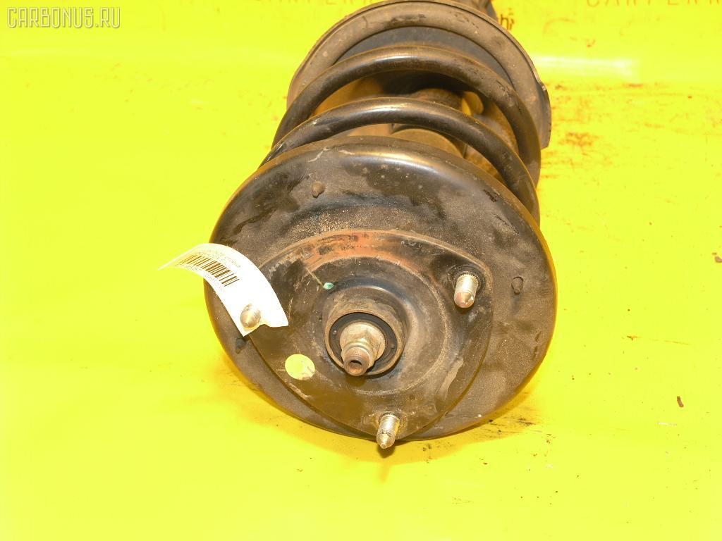 Стойка амортизатора HONDA INTEGRA DC5 K20A. Фото 8