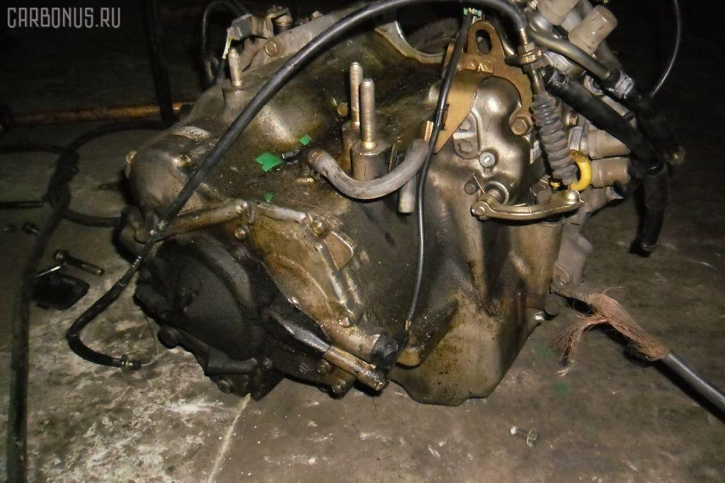 КПП автоматическая HONDA ASCOT CB3 F20A. Фото 2