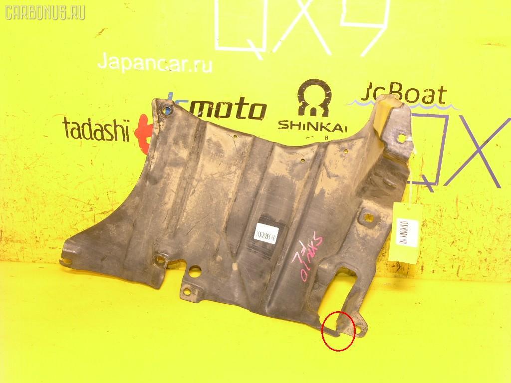 Защита двигателя TOYOTA NADIA SXN10H 3S-FE. Фото 3
