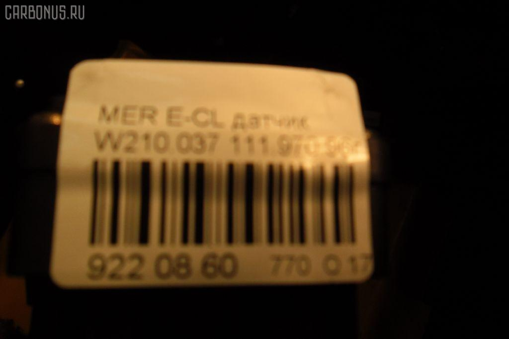 Датчик вредных газов наружнего воздуха MERCEDES-BENZ E-CLASS W210.037 Фото 4