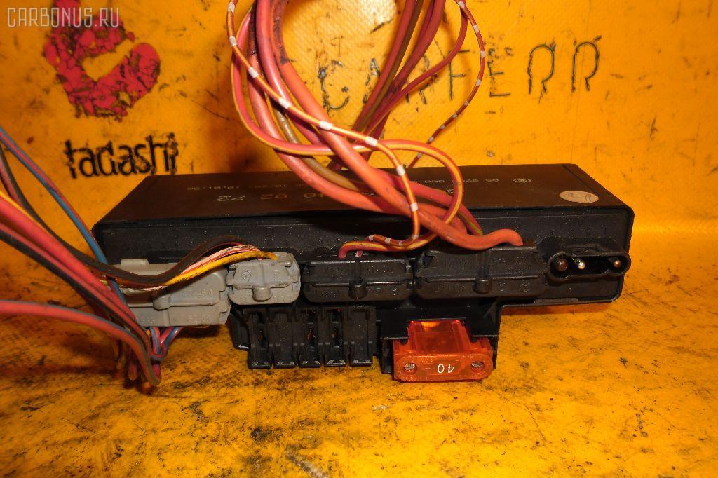 Реле MERCEDES-BENZ E-CLASS W210.037 111.970. Фото 1