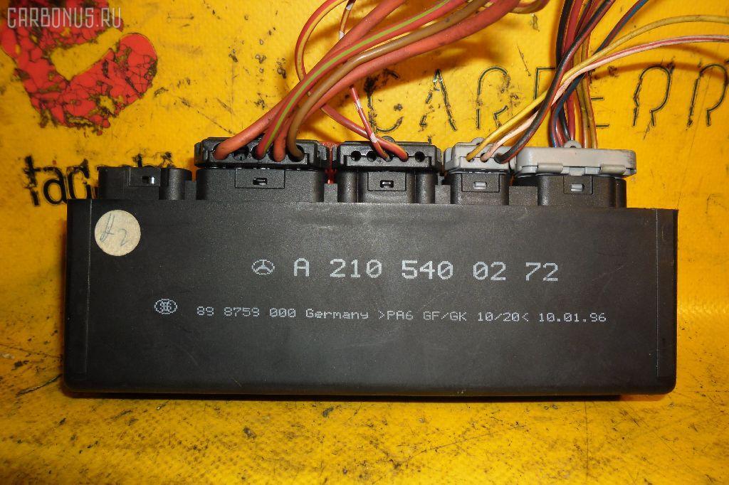 Реле MERCEDES-BENZ E-CLASS W210.037 111.970. Фото 2