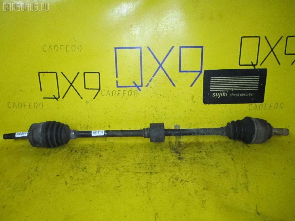 Привод Opel Vita W0L0XCF68 Z14XE Фото 1