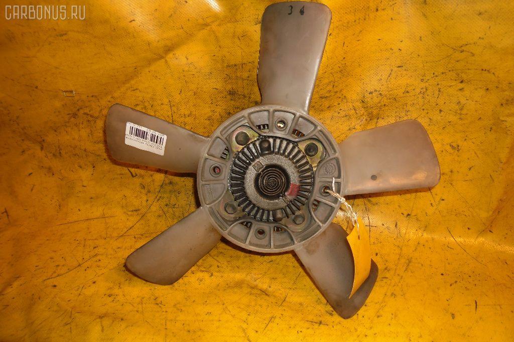 Вискомуфта SUZUKI ESCUDO TA02W G16A. Фото 1