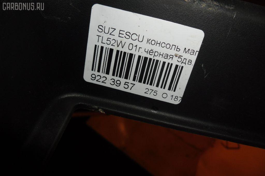 Консоль магнитофона SUZUKI ESCUDO TL52W Фото 3