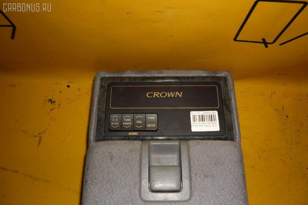 Подлокотник TOYOTA CROWN GRS180 Фото 2