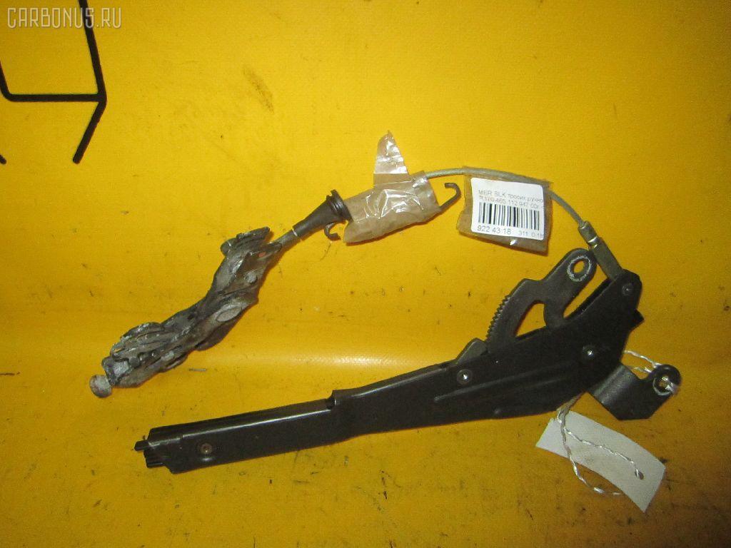 Рычаг стояночного тормоза MERCEDES-BENZ SLK-CLASS R170.465 Фото 1