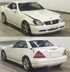 Суппорт Mercedes-benz Slk-class R170.465 112.947 Фото 3