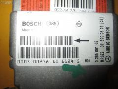 Блок управления air bag MERCEDES-BENZ SLK-CLASS R170.465 Фото 2