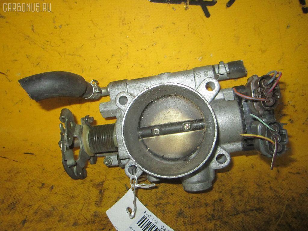 Дроссельная заслонка NISSAN STAGEA WHC34 RB20DE. Фото 1