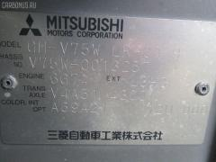 Лонжерон MITSUBISHI PAJERO V75W 6G74 Фото 5