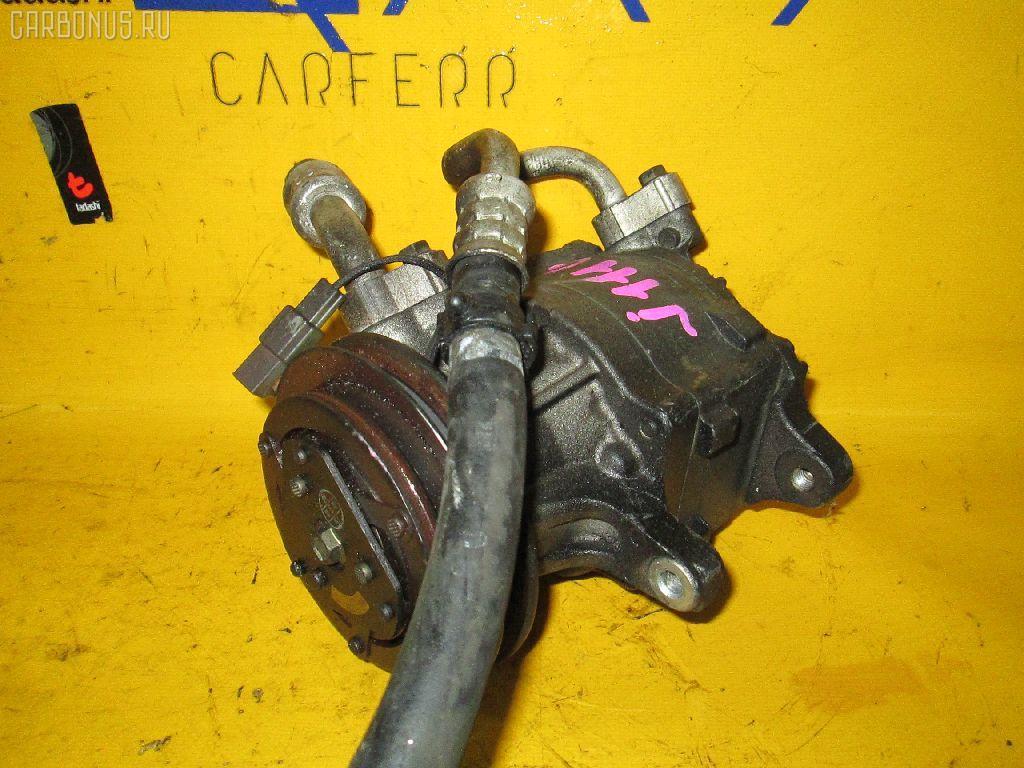 Компрессор кондиционера DAIHATSU TERIOS J100G HC-EJ Фото 3