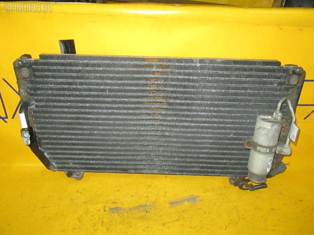 Радиатор кондиционера TOYOTA CAMRY CV30 2C-T. Фото 2