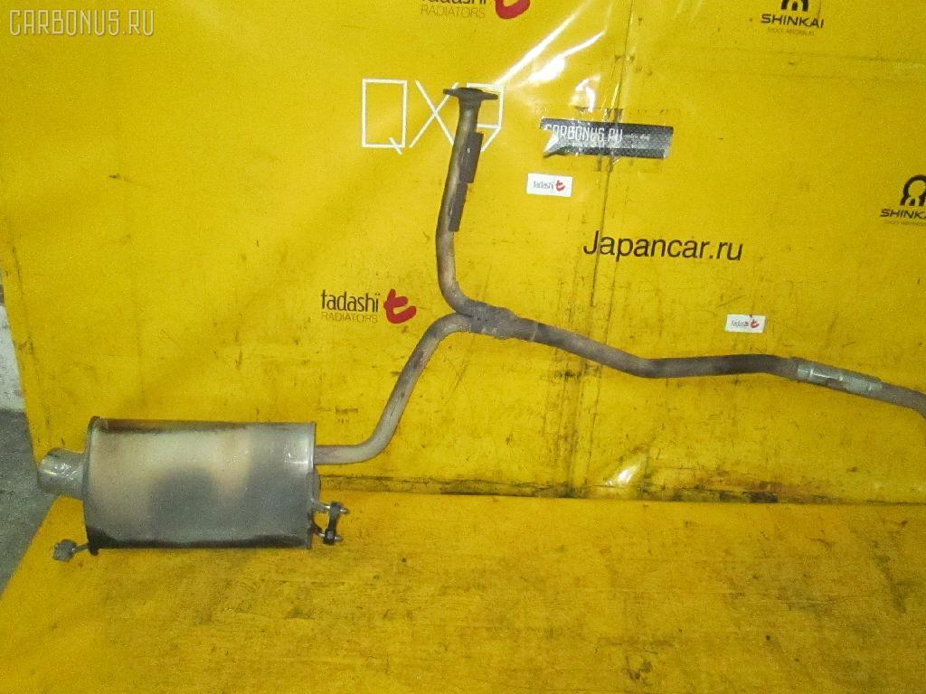 Глушитель HONDA ODYSSEY RB2 K24A. Фото 1