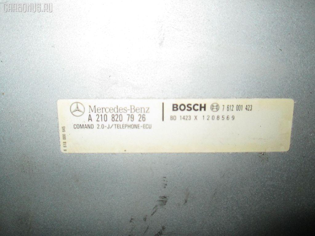 Блок упр-я MERCEDES-BENZ E-CLASS W210.065 112.941. Фото 6