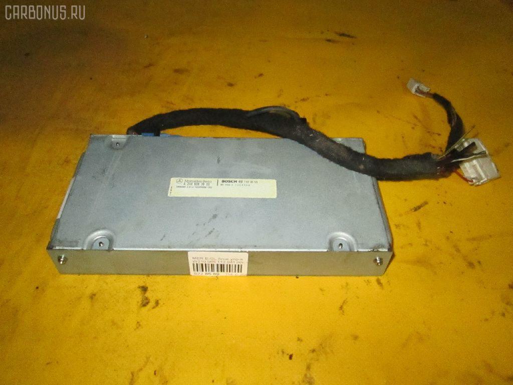 Блок упр-я MERCEDES-BENZ E-CLASS W210.065 112.941. Фото 7
