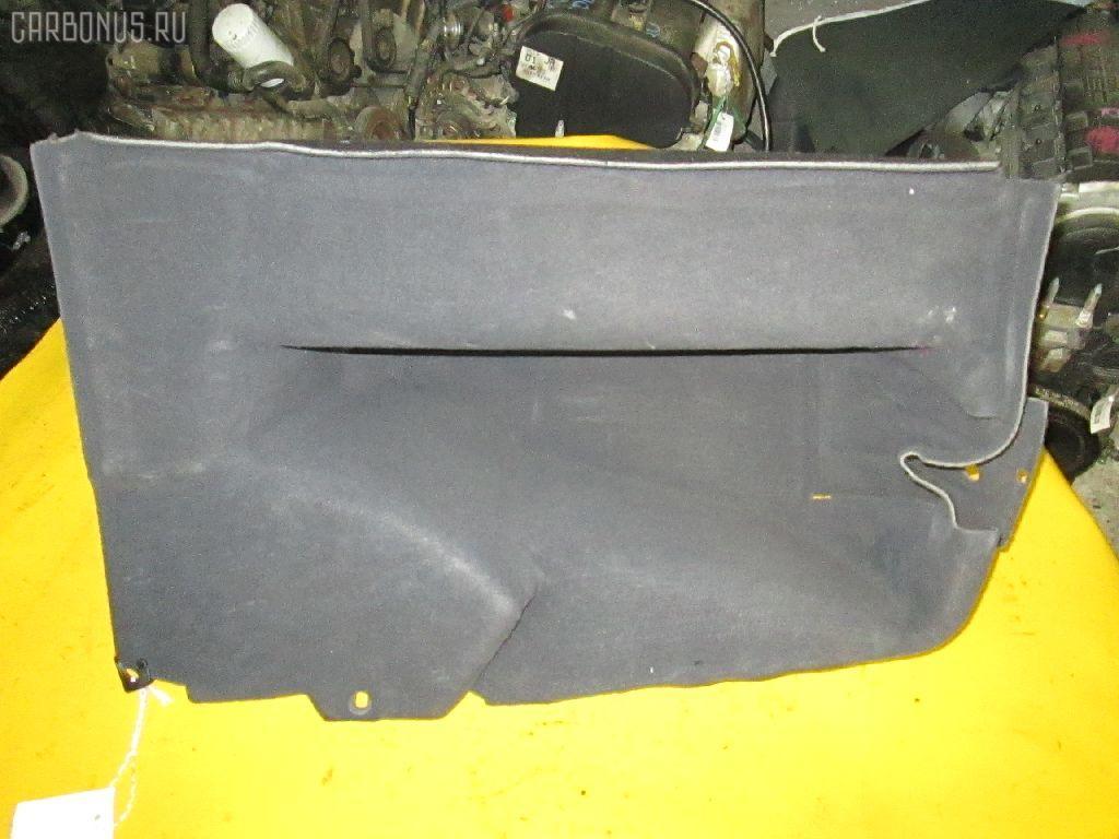 Обшивка багажника MERCEDES-BENZ E-CLASS W210.065 Фото 2
