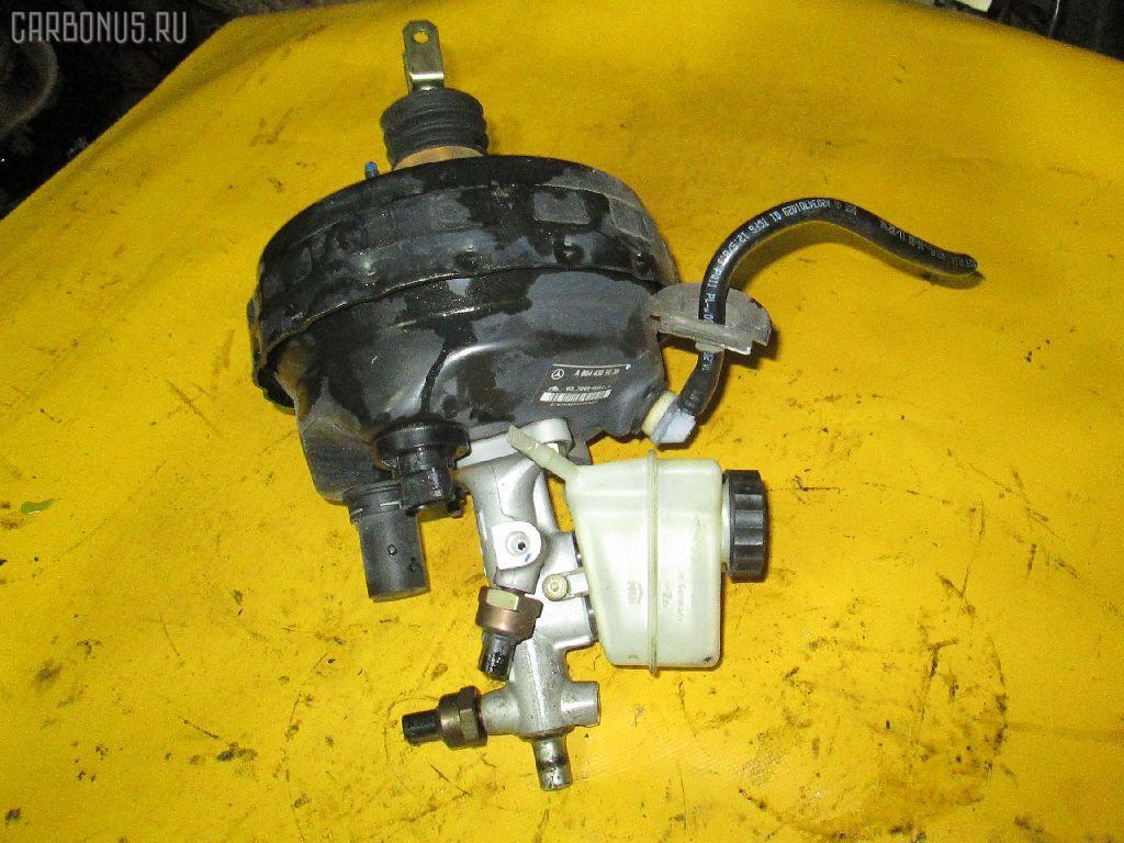 Главный тормозной цилиндр MERCEDES-BENZ C-CLASS  W203.035 111.951. Фото 4