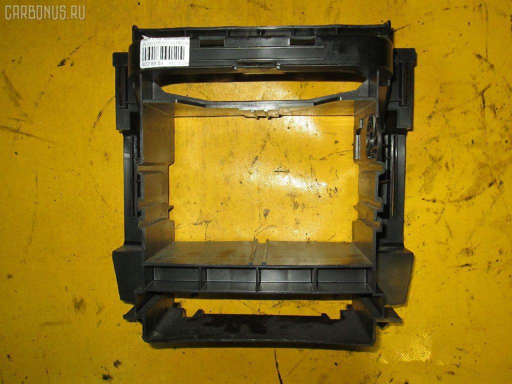 Крепление магнитофона MERCEDES-BENZ C-CLASS  W203.035 Фото 1