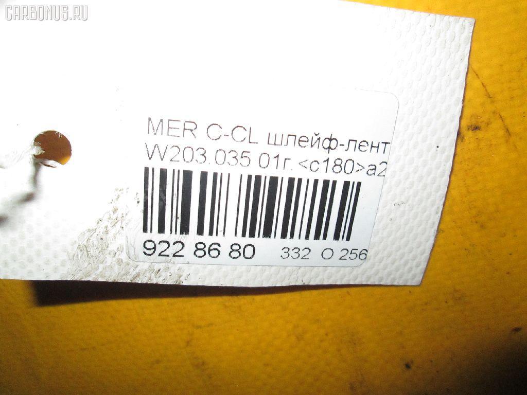 Датчик угла поворота рулевого колеса MERCEDES-BENZ C-CLASS  W203.035 Фото 4