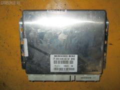 Блок упр-я MERCEDES-BENZ S-CLASS W220.070 113.941 A2205450032