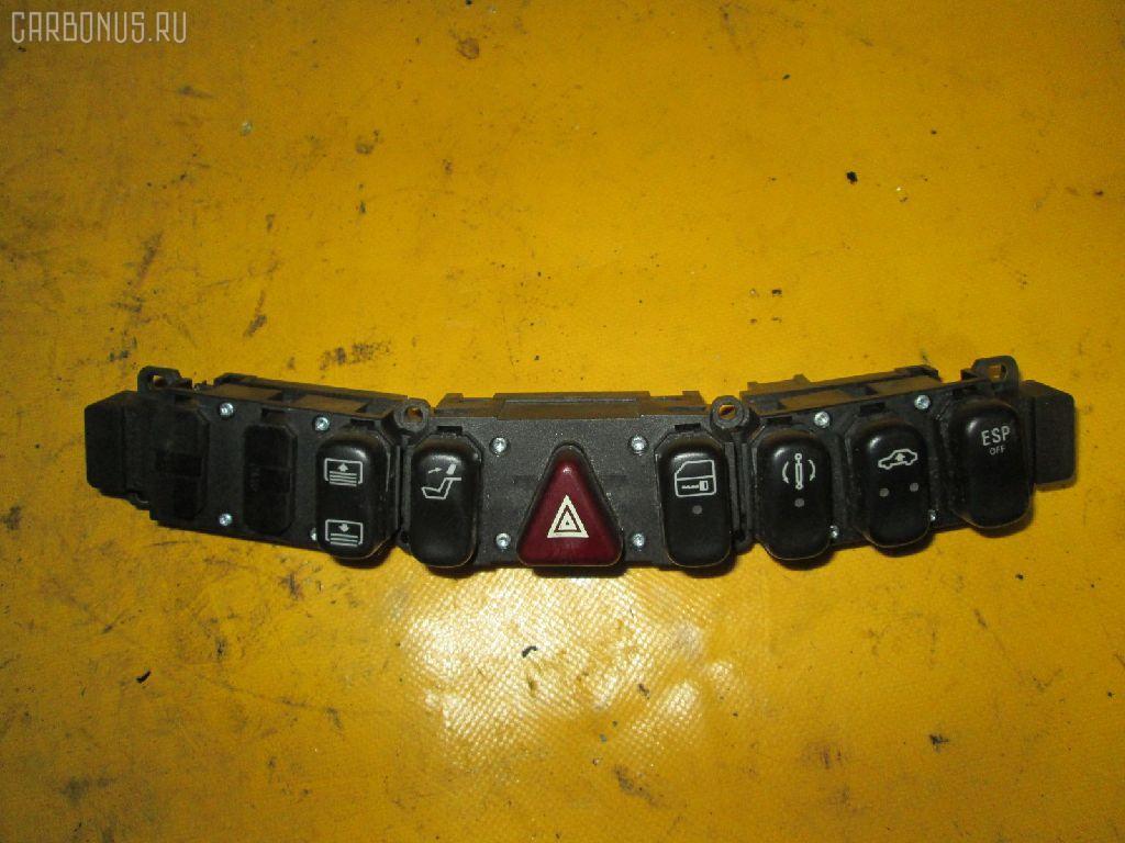 Блок кнопок MERCEDES-BENZ S-CLASS W220.070. Фото 2