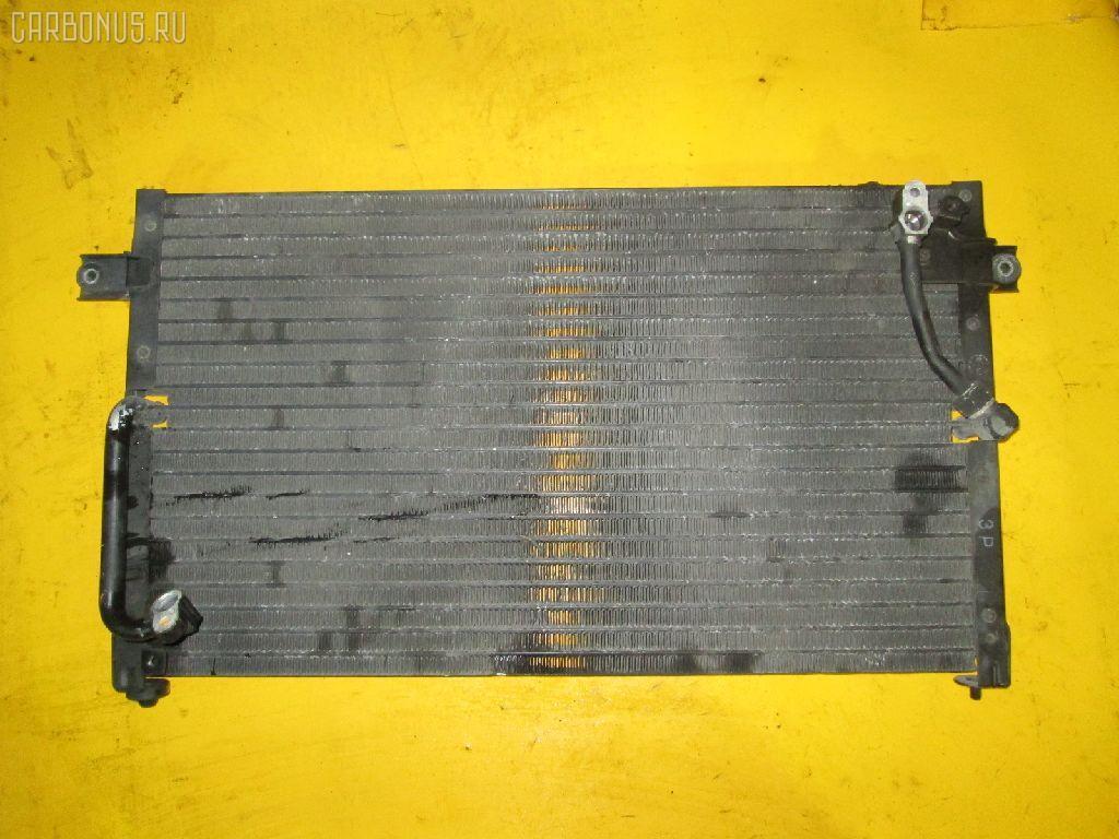 Радиатор кондиционера MITSUBISHI PAJERO V45W 6G74. Фото 6