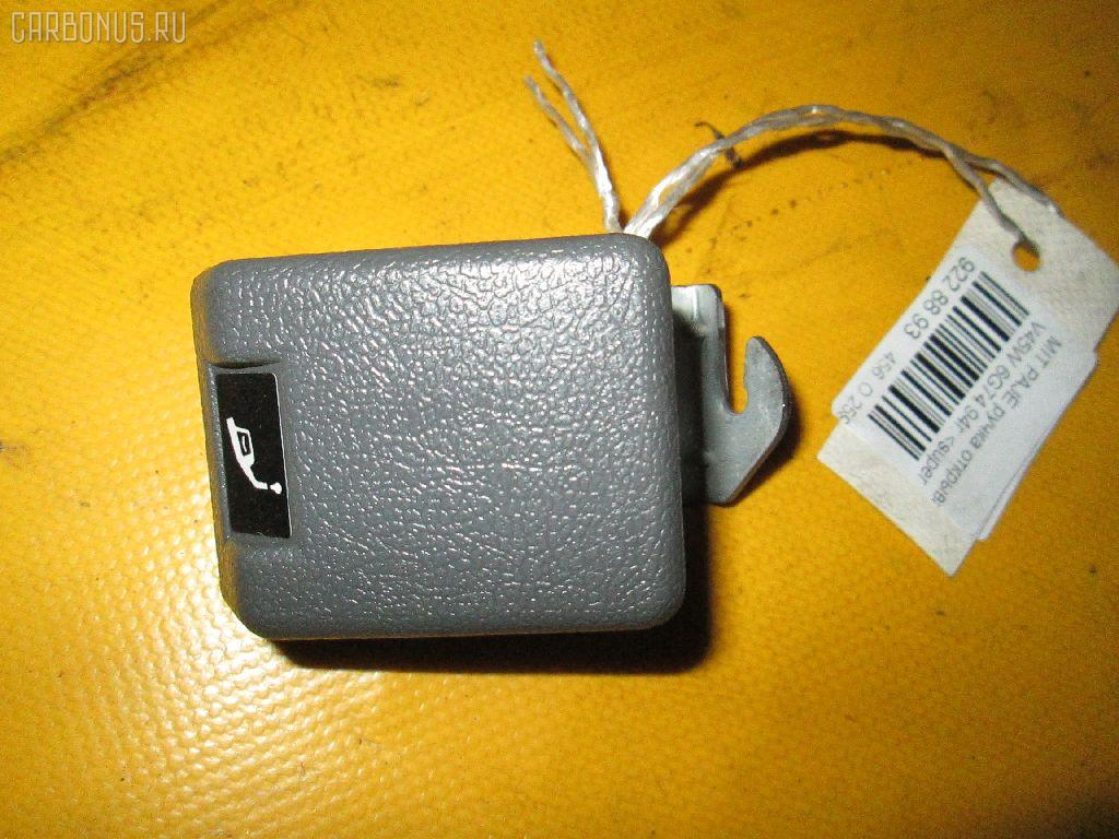 Ручка открывания топливного бака MITSUBISHI PAJERO V45W 6G74 Фото 2