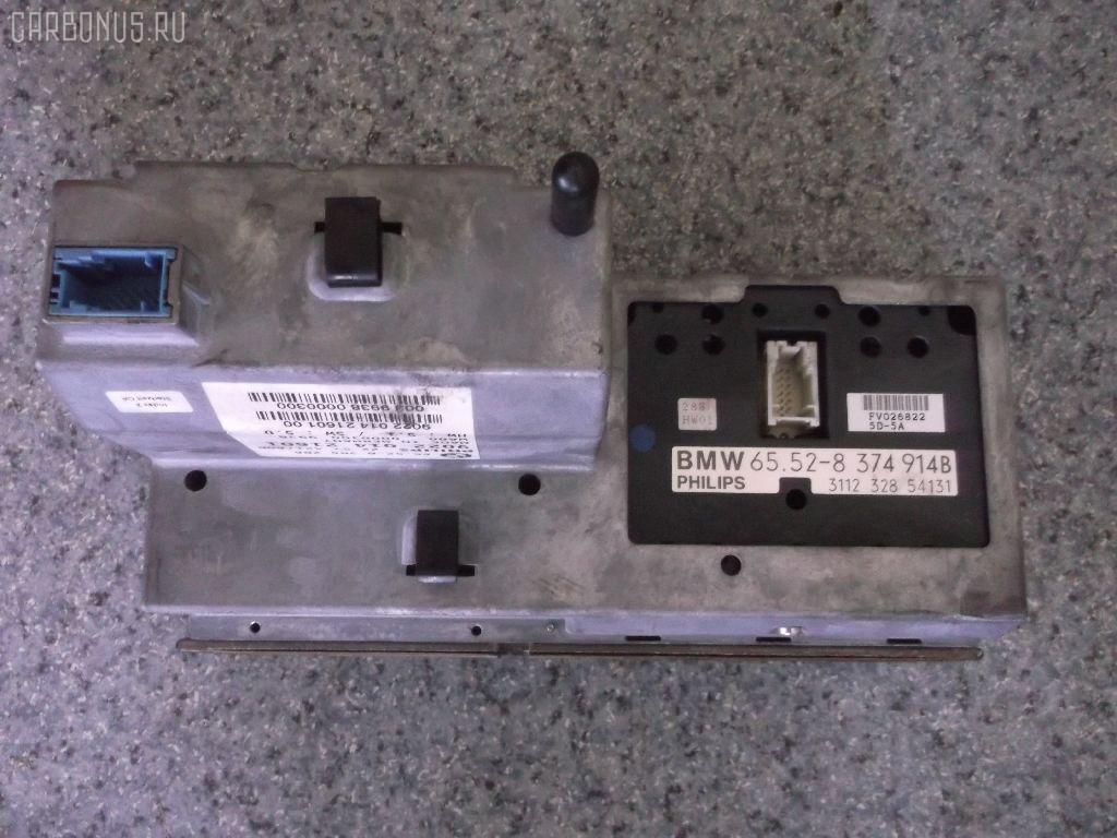 Дисплей информационный Bmw 7-series E38-GF42 Фото 1