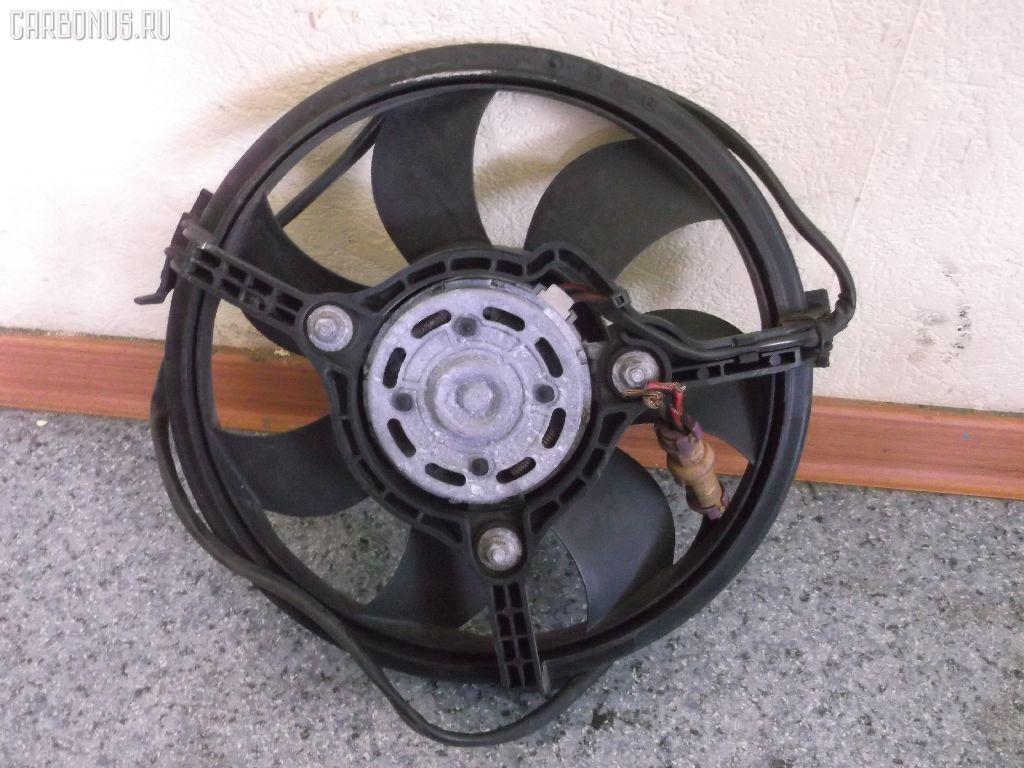 Вентилятор радиатора кондиционера VOLKSWAGEN PASSAT VARIANT 3BADR ADR