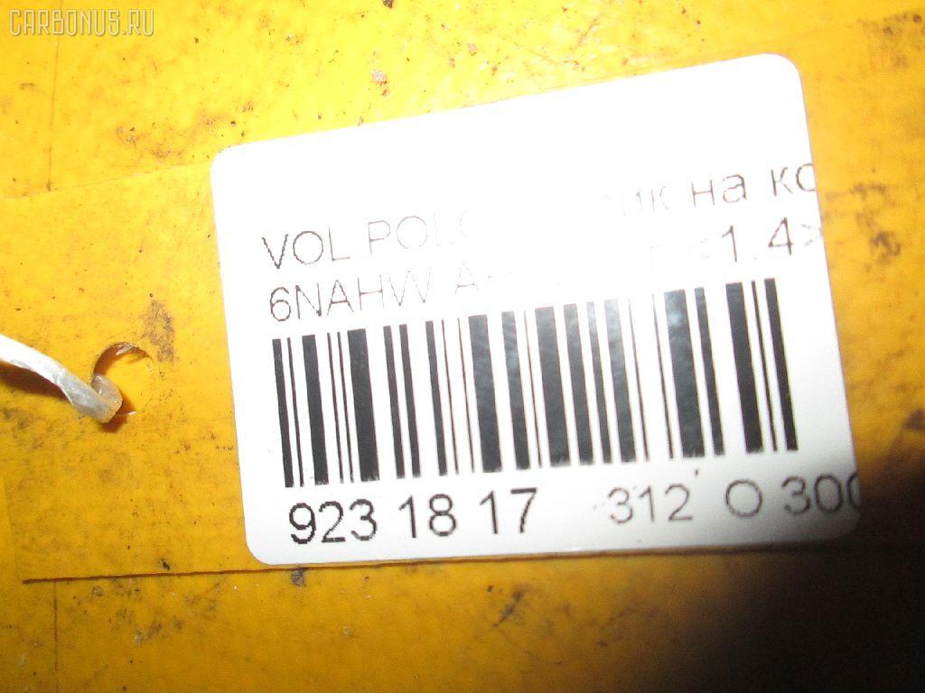 Тросик на коробку передач VOLKSWAGEN POLO 6NAHW AHW Фото 3