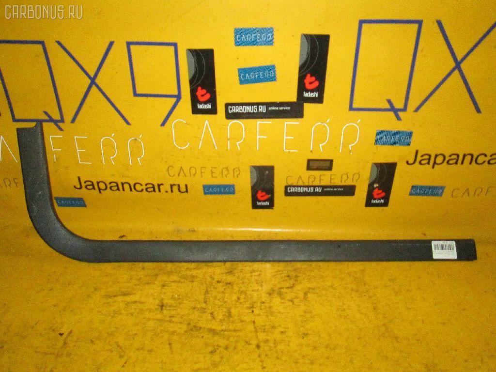 Накладка на порог салона VOLKSWAGEN POLO 6NAHW Фото 1