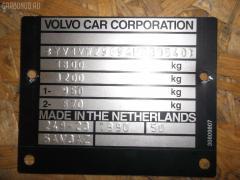Решетка под лобовое стекло Volvo V40 VW Фото 2