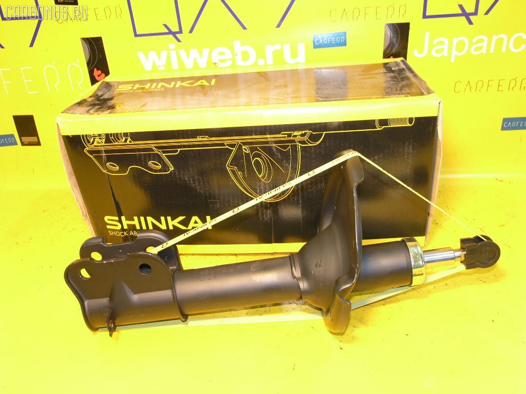 Стойка амортизатора SHINKAI 110736 на Hyundai Santa Fe Фото 1