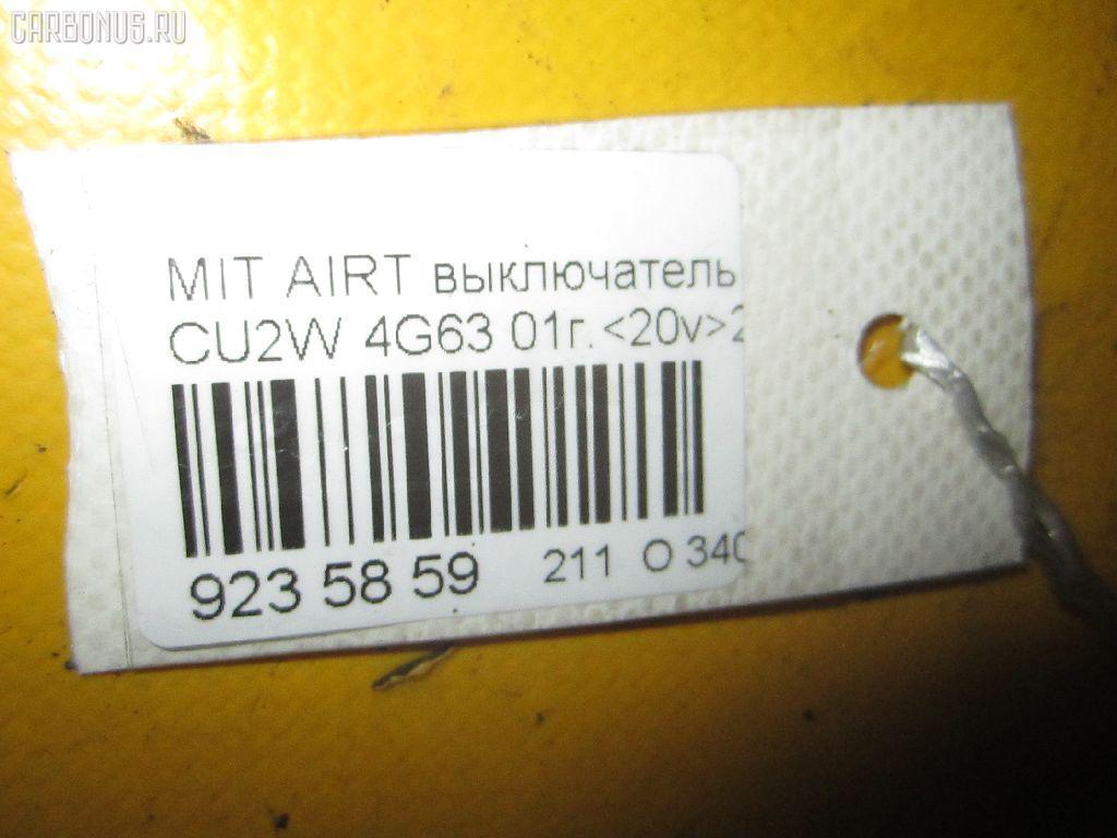 Выключатель концевой MITSUBISHI AIRTREK CU2W 4G63 Фото 3