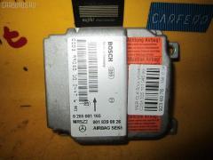 Блок управления air bag MERCEDES-BENZ CLK-CLASS C208.335 Фото 1