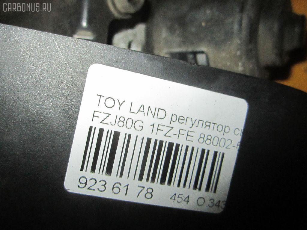 Регулятор скорости мотора отопителя TOYOTA LAND CRUISER FZJ80G 1FZ-FE Фото 3