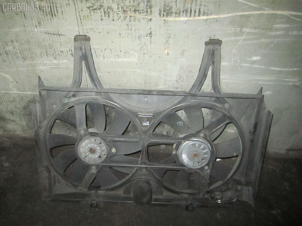 Вентилятор радиатора кондиционера MERCEDES-BENZ E-CLASS W210.072 119.985. Фото 3