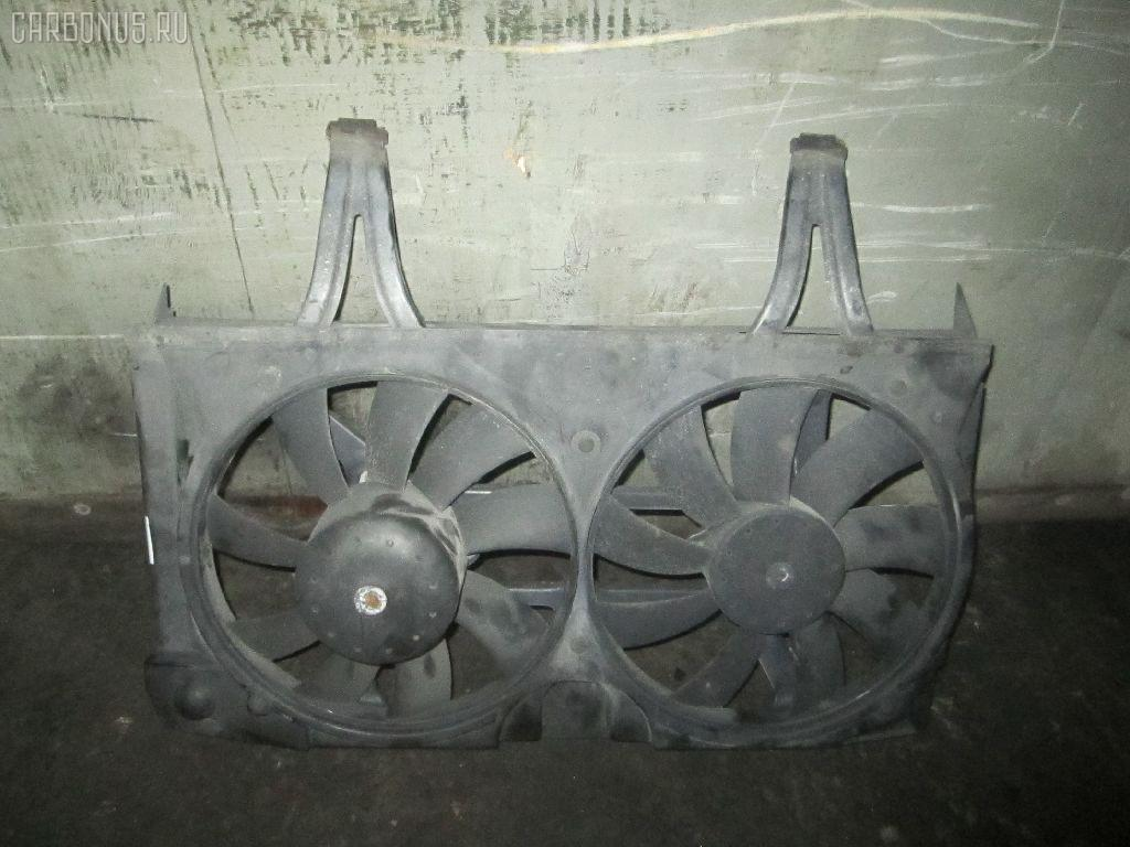 Вентилятор радиатора кондиционера MERCEDES-BENZ E-CLASS W210.072 119.985. Фото 4