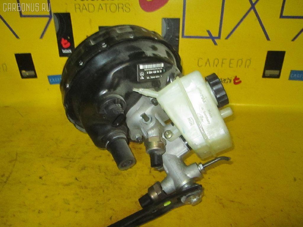 Главный тормозной цилиндр MERCEDES-BENZ C-CLASS W203.061 112.912. Фото 3