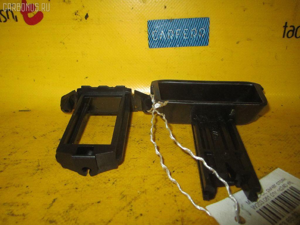 Рычаг стояночного тормоза MERCEDES-BENZ C-CLASS W203.061 Фото 2